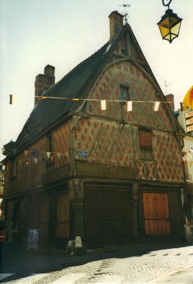 Maison du XV ème siècle