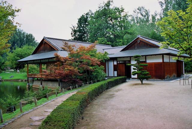 Maison japonaise du 17ème siècle