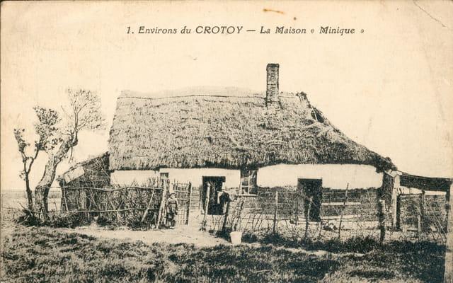 Maison minique