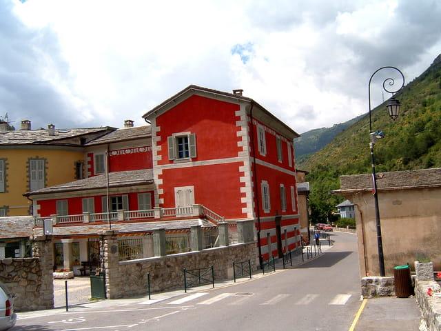 maison typique restaurée