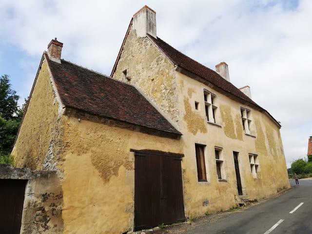 Maison XVI ème siècle