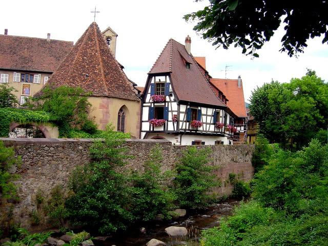 Maisons alsacienne