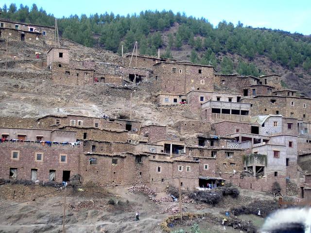 Maisons berbères
