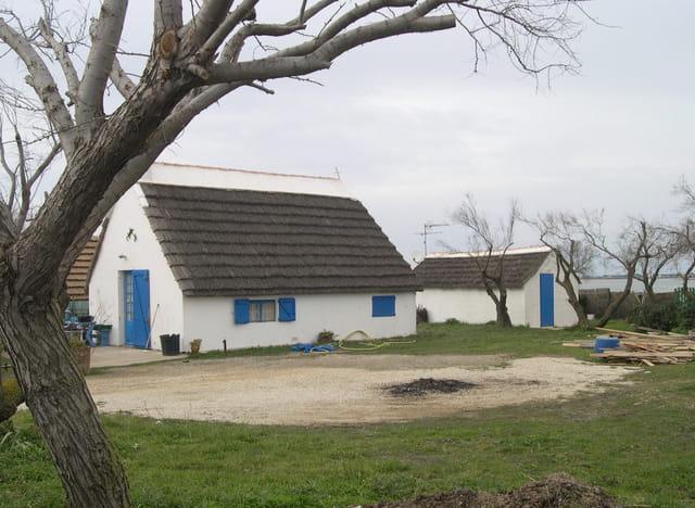 Maisons de camargue par isabelle schuller sur l 39 internaute for Maison de camargue