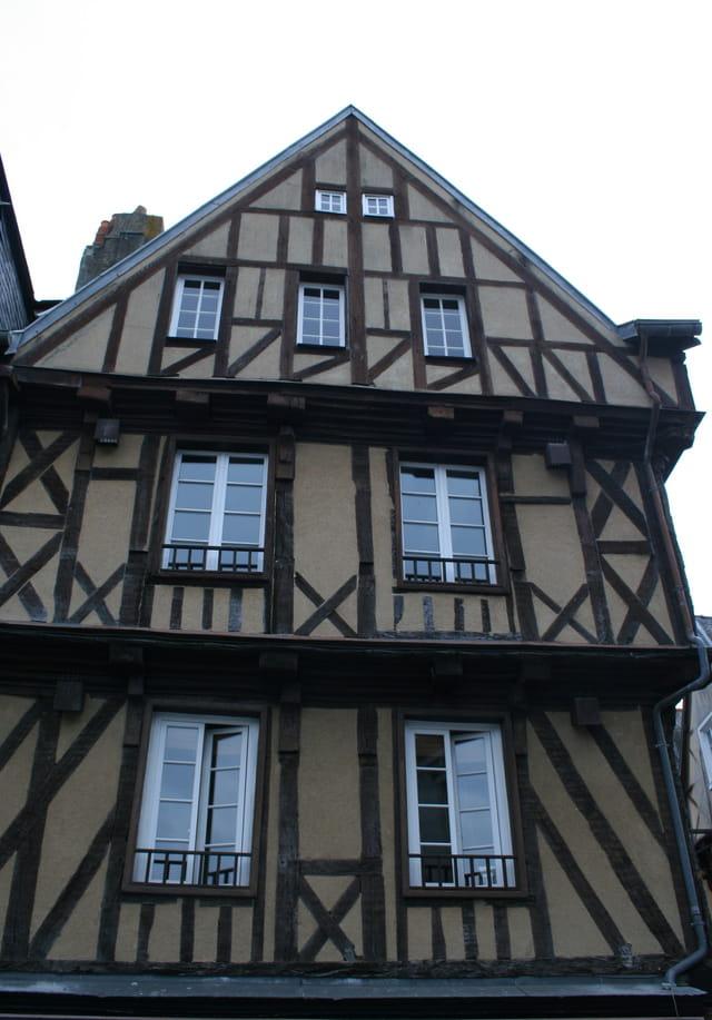 Maisons du 16 ème siècle