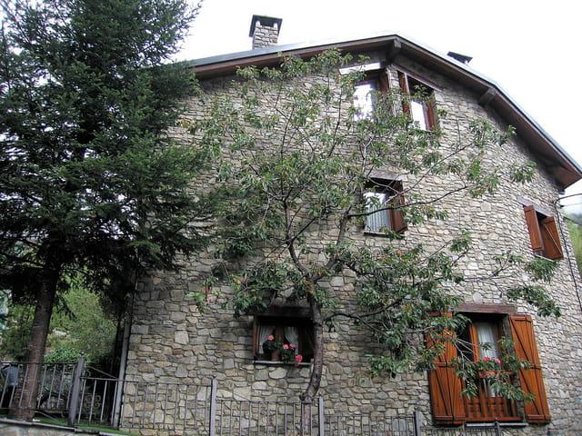 Maisons et ruelles du village (1)