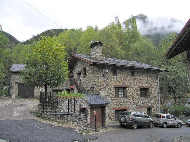 Maisons et ruelles du village (3)