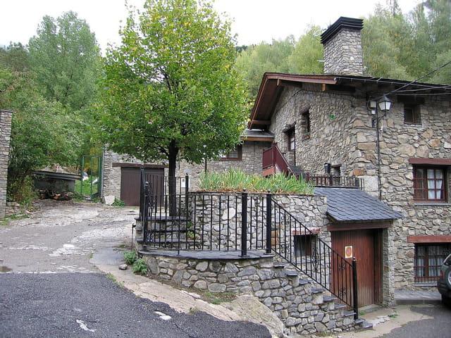 Maisons et ruelles du village (4)