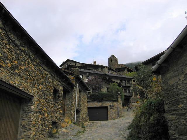 Maisons et ruelles du village (9)