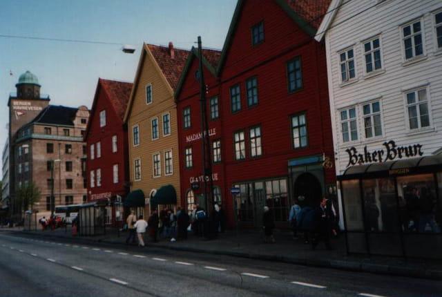 Maisons marchandes