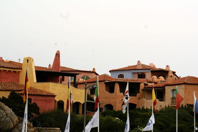 Maisons sardes