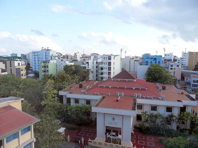 Malé en ville (1)