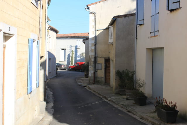 Malras, rue du Foyer