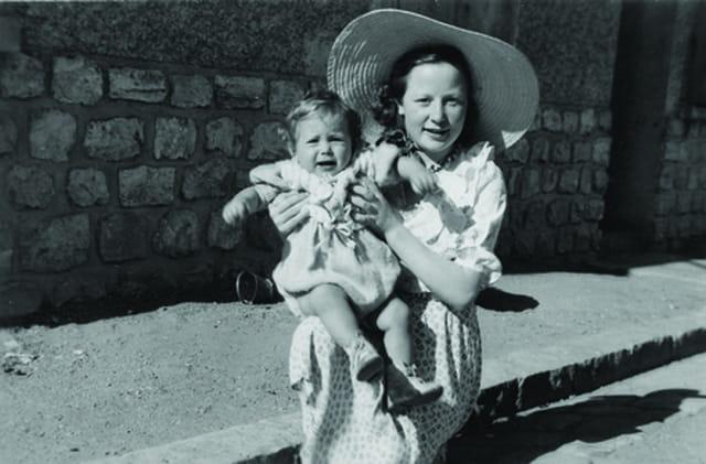 Maman en 1949 (2)