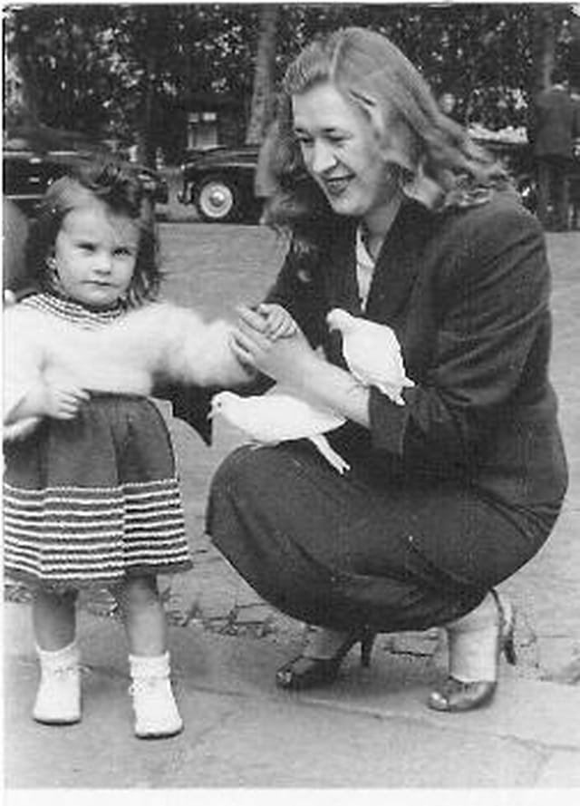 Maman et françoise