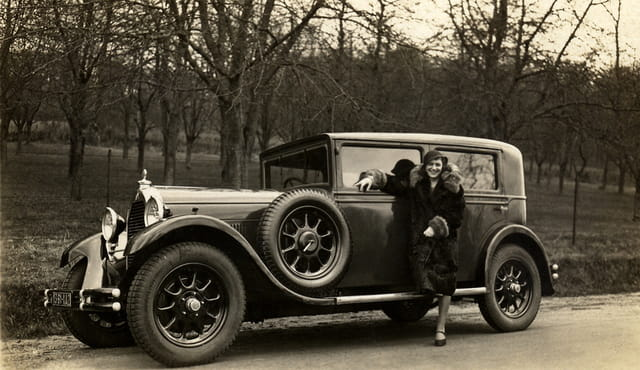 Maman et la Talbot