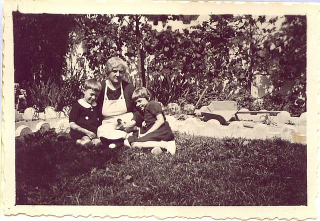 Maman et ses 3 canards