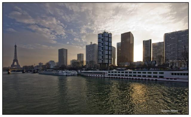 Manhattan sur Seine 1
