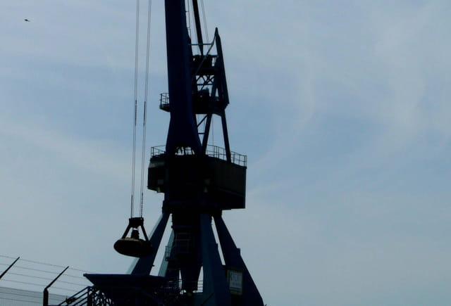 Manutention portuaire
