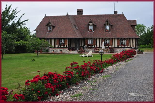 Marais Vernier 1 une maison d'hôtes idéalement située