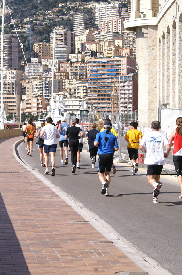 Marathon de monaco