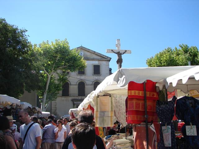 Marché de Saint Rémy