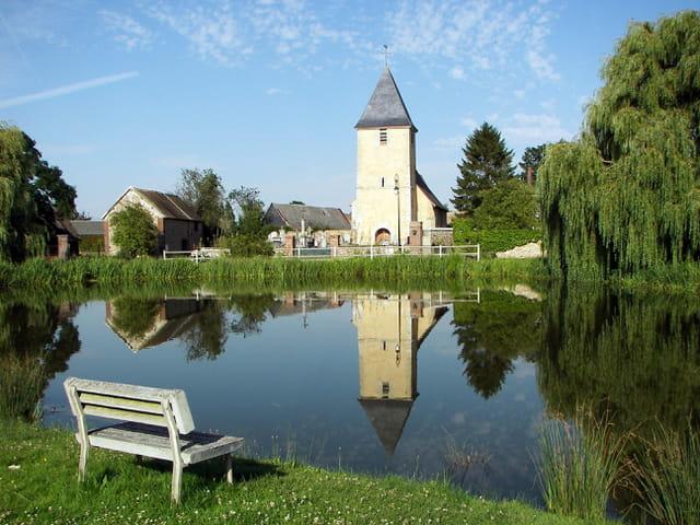 Mare du village