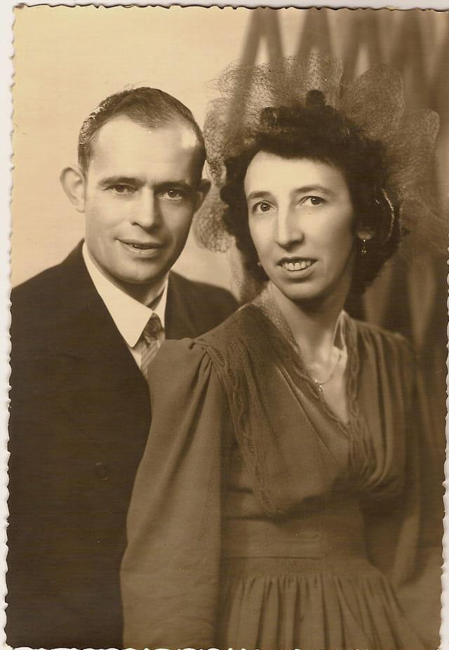 Maria et eugène - mariage