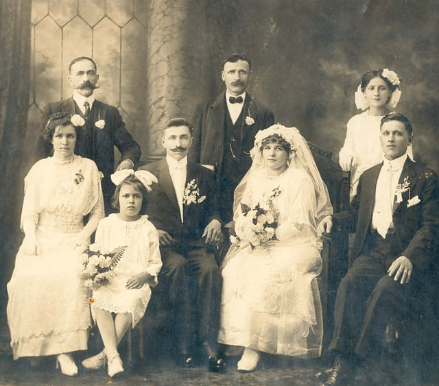 Mariage croate