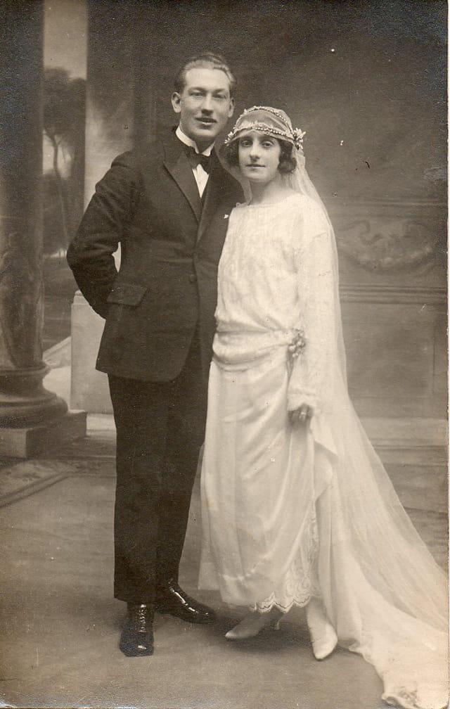 Mariage d'antan