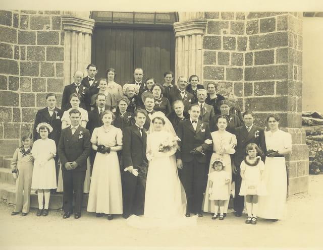 Mariage dans la Sarthe