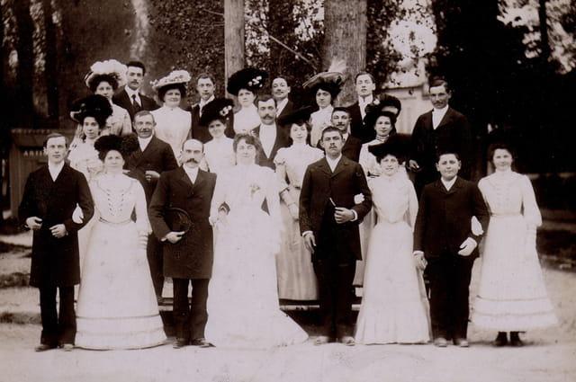 Mariage de Blanche et Eugène
