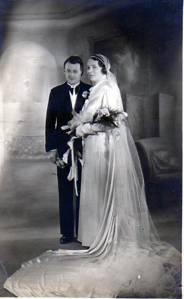 Mariage de l'oncle georges