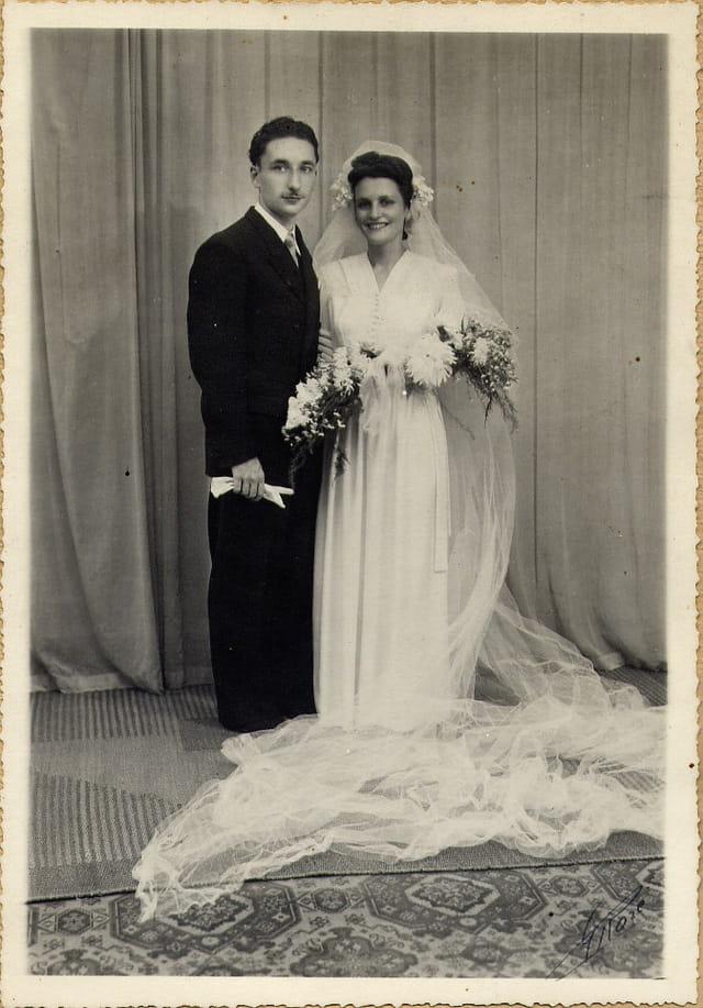 Mariage de mes parents