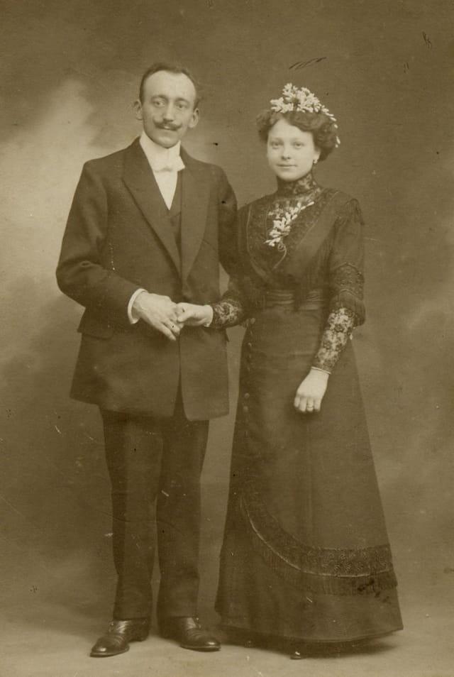 Mariage Marie Villette & Gery Lampe