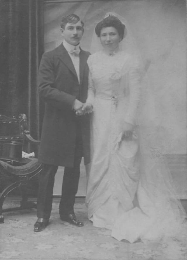 Marie & Auguste