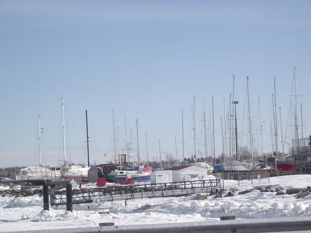 Marina  de Rimouski