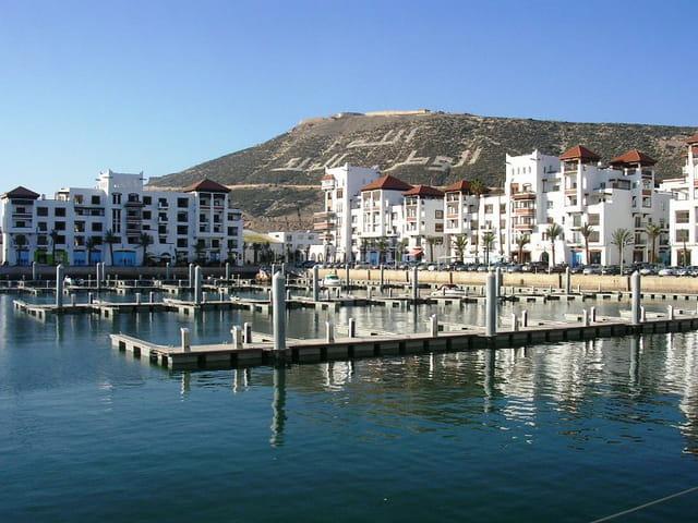 Marine à Agadir