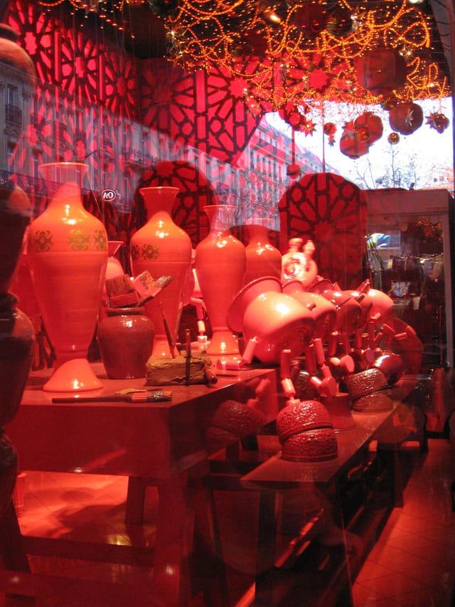 Maroc ambiance orange