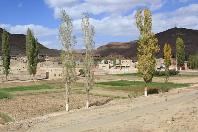 Maroc de Rich à Imilchil