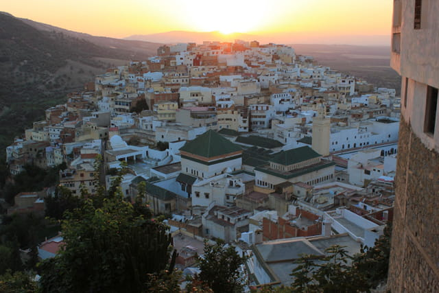Maroc Moulay Idriss