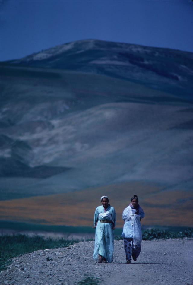 Marocaines dans le rif