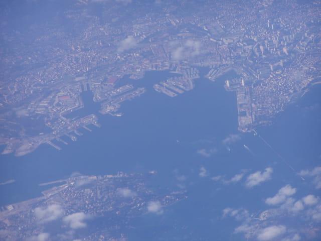 Marseille aerienne