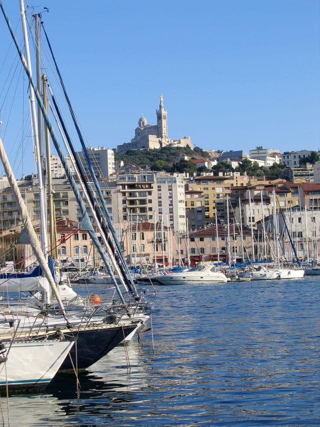 Marseille - La Cannebière