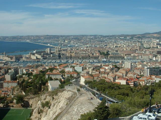 Marseille la magnifique