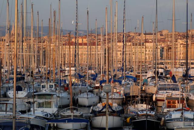 Marseille le vieux port par arthur alexandrino sur l 39 internaute - College vieux port marseille ...