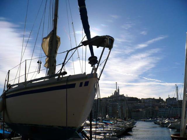 Marseille vieux port par raymonde contensous sur l 39 internaute - College vieux port marseille ...