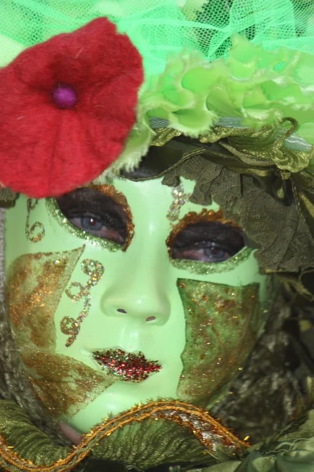 masque vénitien 2