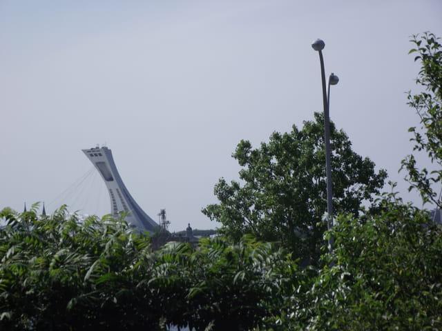 Mât Olympique