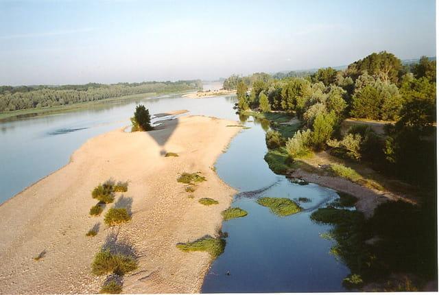 Matin clair sur la Loire